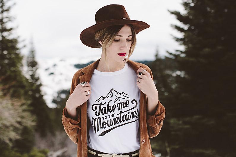 Take Me To The Mountains Nicole Mason