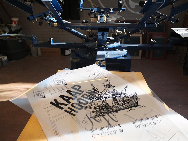 Pinipiru_screenprinting-Kaap-Hoorn-2