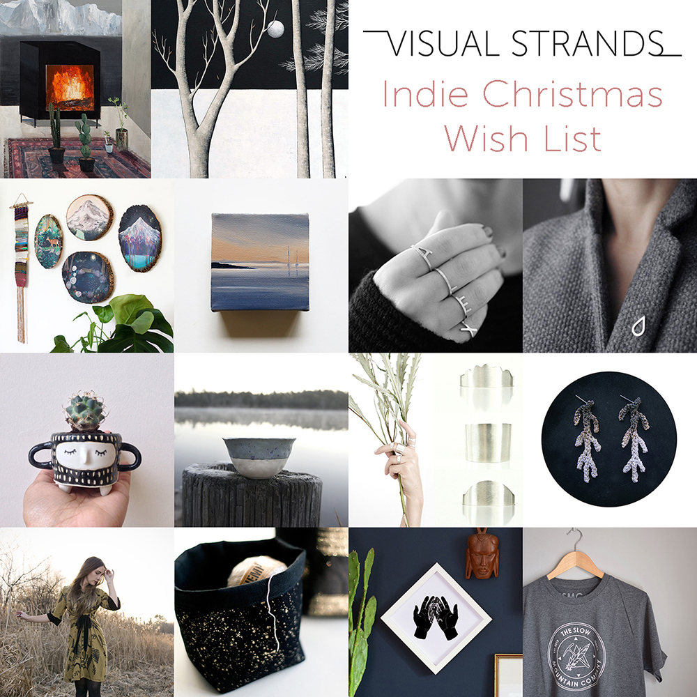 14 Indie gifts for your Christmas wish list - visual strands