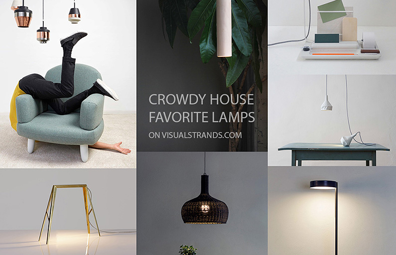 Crowdy House: favorite lamps