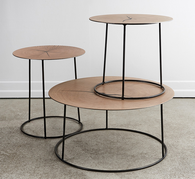 Oak-Metal-Tables
