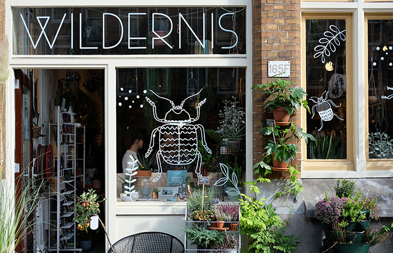 Shop visit: Wildernis Amsterdam