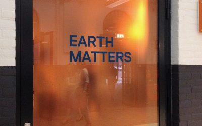 Earth Matters: curated by Lidewij Edelkoort en Philip Fimmano