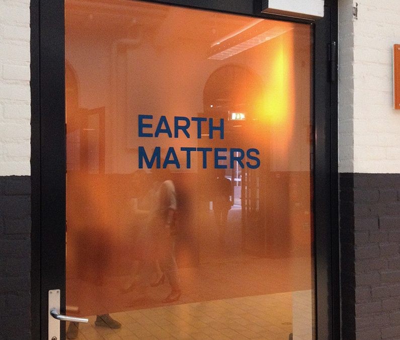 Earth Matters: curated by Lidewij Edelkoort en Philip Fimmano