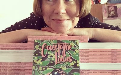 Claire Murphy: Cooee to the ladies