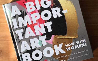 A Big Important Art Book – now with women
